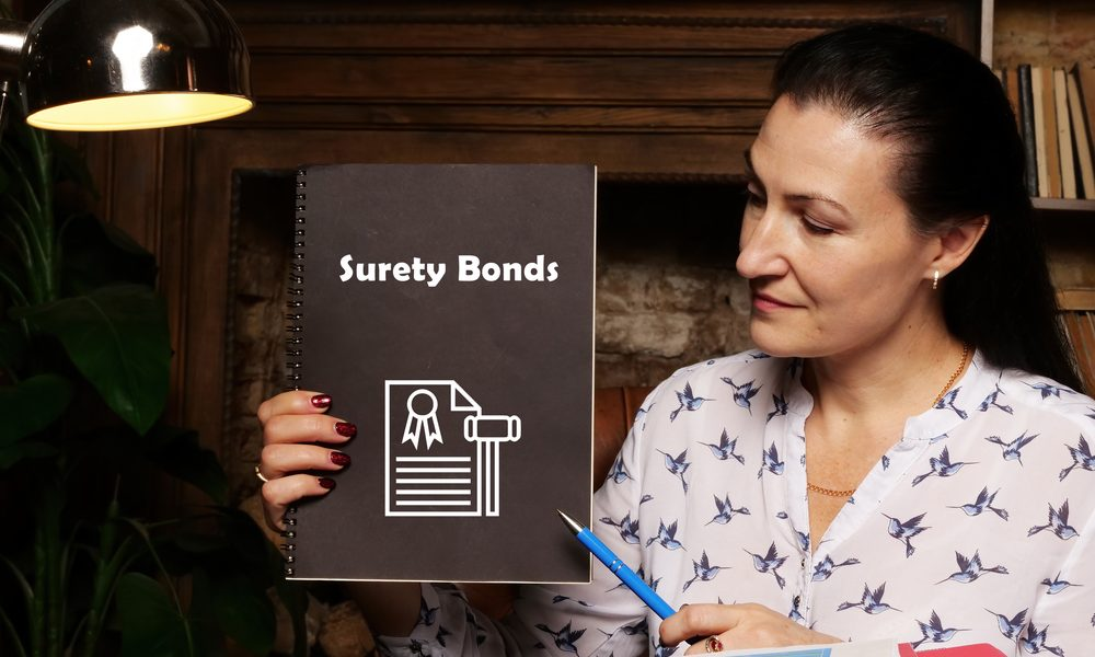 You Should Know About Surety Bonds